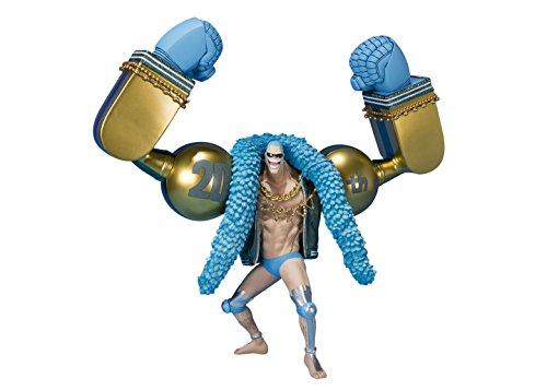 - One Piece: Franky 20th Anniversary Ver Figuarts ZERO PVC Figure by Bandai