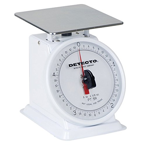 Cardinal Detecto PT-25 Top Loading Fixed Dial Scale by Cardinal Scale