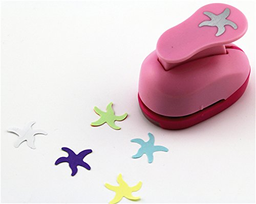 Starfish Circle - CADY Crafts Punch 2.5 cm paper punches paper punch flower (Starfish)