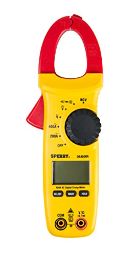 Sperry Instruments DSA500A Digital Snap-Around Clamp Mete...