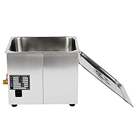 Amazon.com: 10L/2.6 galones Limpiador Ultrasónico con cesta ...