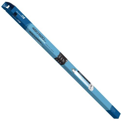 Aquatic Life 24-Watt 22.5-Inch T5 HO Aquarium Lamp Purple, fits 24-Inch and 30-Inch T5HO Light Fixtures ()