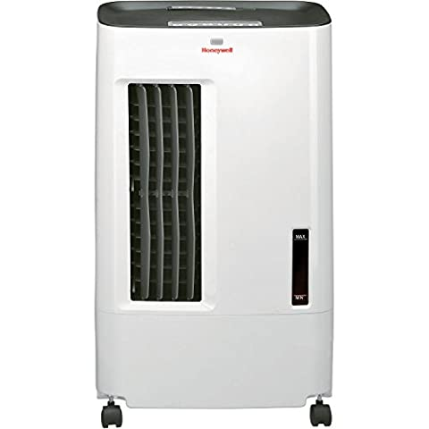 Honeywell CSO71AE 176 CFM Indoor Evaporative Air Cooler (Swamp Cooler) with Remote Control in (Portable Air Power)