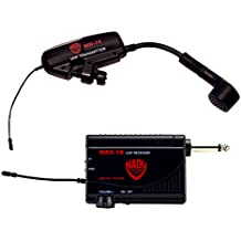 Nady MicroMHT-16X UHF Wireless System for Horn and Woodwind Instruments with MRX-16 Receiver and MH-16 Transmitter