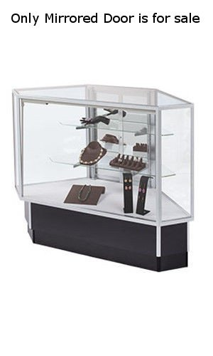 for Extra Vision Rear Access Corner Display Case (Lighted Tower Display)