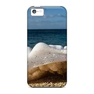 Favorcase Premium Protective Hard Cases For Iphone 5c- Nice Design - Water Foam