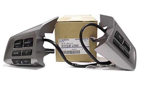 2014 Subaru Impreza & Crosstrek Wheel Cruise Control Switch OEM NEW 83154FJ380 - Oem Cruise Control