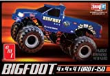 1/32 Big Foot Monster Truck. Snap Kit by AMT [Toy]