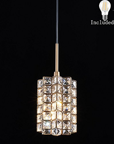 Crystal Pendant Light For Kitchen Island in US - 8