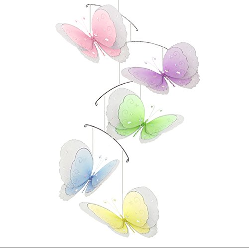 Best butterfly mobile for girls room for 2020