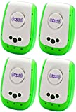Bcurb Ultrasonic Pest Repeller Electronic Plug in