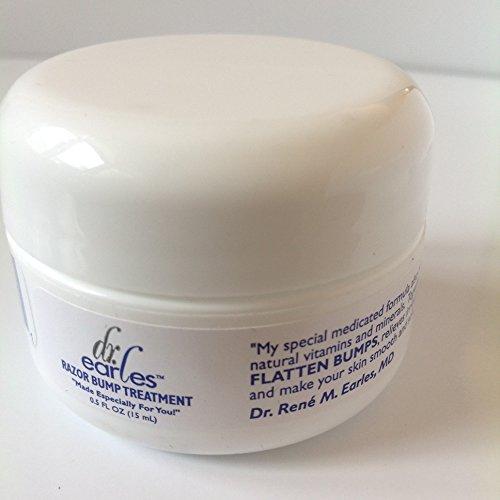 Dr. Earles Razor Bump Lotion Plus Ingrown Hair Treatment [Health and Beauty]