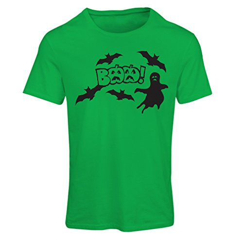 T Shirts for Women BAAA! - Funny Halloween Costume Ideas, Cool Party Outfits (Large Green Multi Color)]()