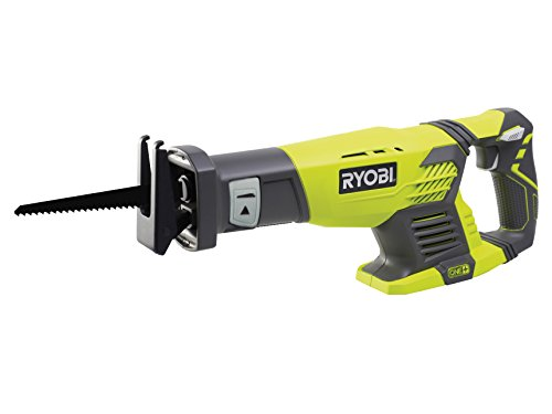 Ryobi RRS 1801M One Plus 18 Volt Reciprocating Saw Bare Unit 5133001163 by Ryobi
