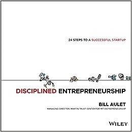 Disciplined Entrepreneurship book cover