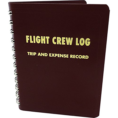 Flight Crew Expense Log Book (Little Red Book) by CrewGear