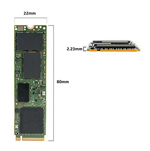 Intel 512GB M.2 80mm SSD (SSDPEKKW512G7X1) by Intel (Image #1)