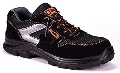 Black Hammer Safety Shoes Outlet