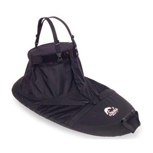 SEALS Sneak Sprayskirt, 1.7 Black One Size