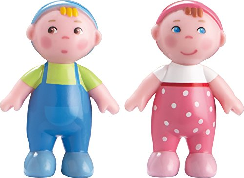 HABA Little Friends Babies Marie & Max - 2.5