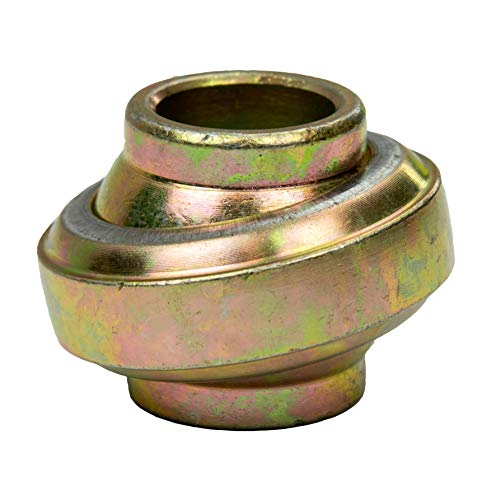 RanchEx 102033 Top Link Ball Socket - Standard Duty, Cat. 2, Corrosion Resistant, Zinc Plated