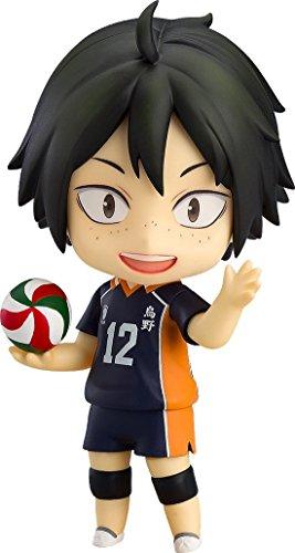 Takara Haikyuu! Haikyu Vol 2 Deformed Mini Key Chain Figure Yamaguchi Tadashi
