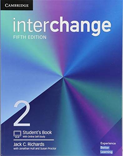 (Interchange Level 2 Student's Book with Online Self-Study)