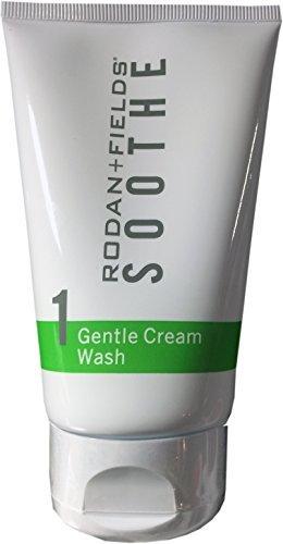 Rodan + Fields SOOTHE Gentle Cream Wash, 125 mL/4.2 Fl. Oz. (Rodan And Fields Soothe Moisture Replenishing Cream)