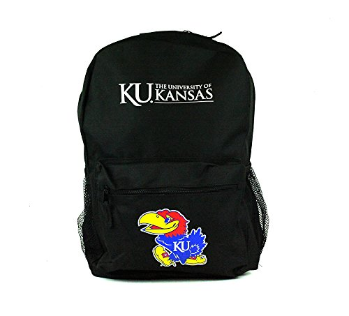 NCAA Kansas Jayhawks Sprint Backpack, 18-inches ()