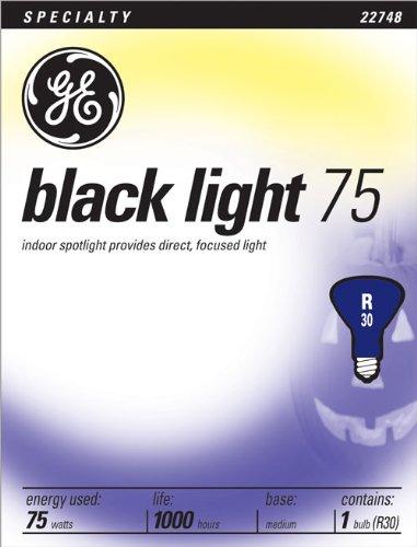 Buy ge blacklight bulb