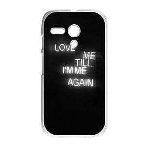 Motorola G Phone Case Quotes jC-C12317