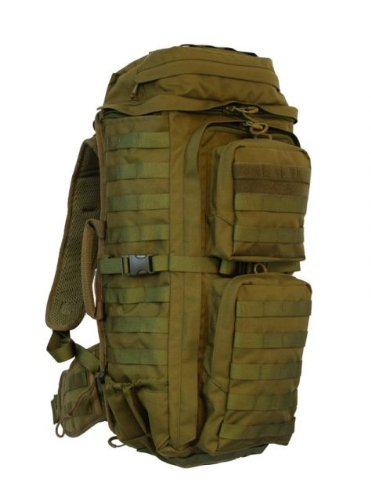 Eberlestock FAC Track Pack – Military Green, Outdoor Stuffs