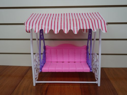 Gloria Garden Swing Set for Doll Furniture
