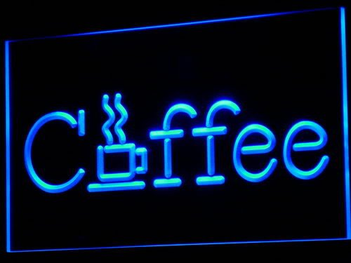 Coffee Cup Led Light - 3
