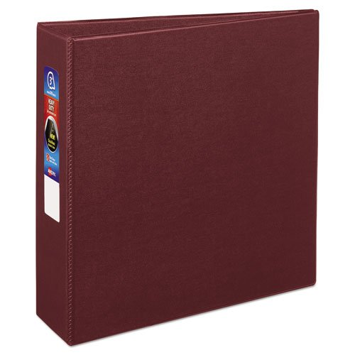 Heavy-Duty Binder with One Touch EZD Rings, 3
