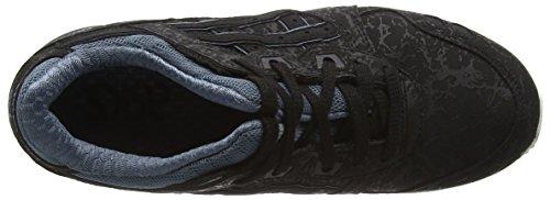 Asics Gel-Lyte Iii, Zapatillas de Running Unisex Adulto Negro (9090)
