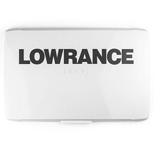 Price comparison product image Lowrance 12-inch Fish Finder Sun Cover - Fits all Lowrance HOOK2 12 Models