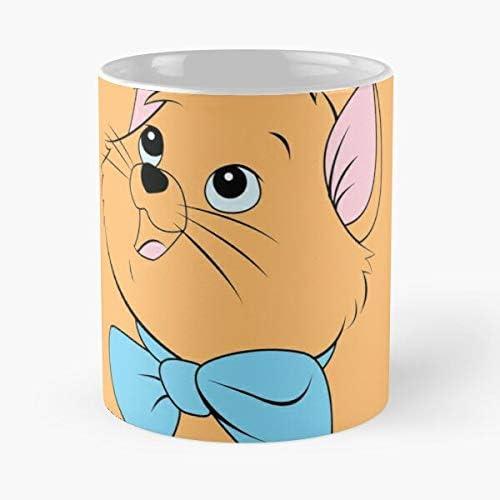 Simon/'s Cat Rose Tasse Nouveauté Cartoon drôle mignon Cats Pets Animaux Coffret Cadeau