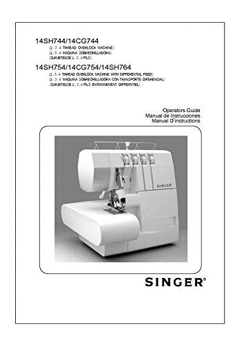 singer 14sh764 - 2