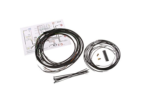 Wiring Harness Set Duo 2, Wiring Diagram: