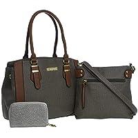 Kit duas bolsas com carteira Korcula