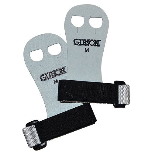 Gibson Rainbow Palm Grips - Black - Medium (Grips Beginner)