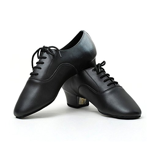 Mejili - Ballroom Hombre , color negro, talla 10.5 UK