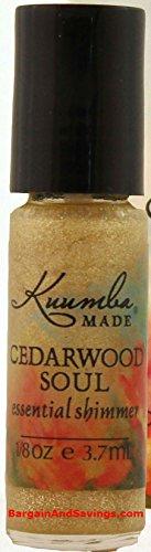 Demeter Costumes (Kuumba Made Essential Shimmer (Cedarwood Soul, 1/8oz (3.70ml)))