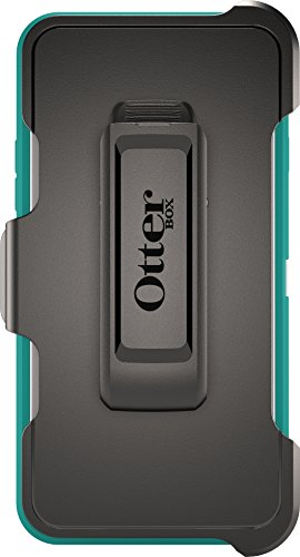 OtterBox DEFENDER iPhone 6/6s Case - Retail Packaging - SEACREST (WHISPER WHITE/LIGHT TEAL) by OtterBox (Image #2)