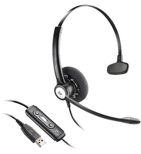 Plantronics - Blackwire Headset C610 Usb