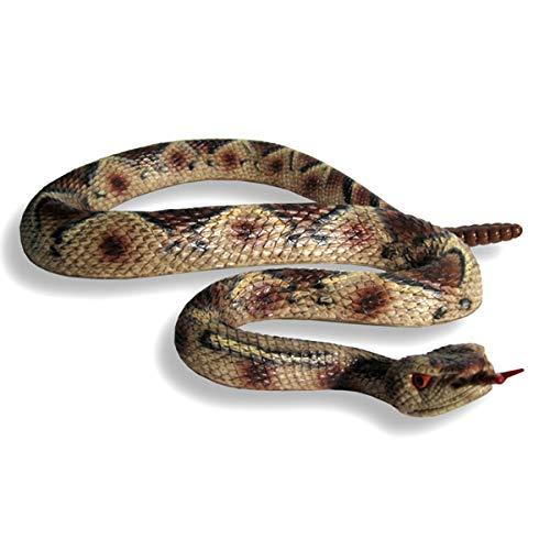 Ricks House Of Horror Diamondback Rattle Snake Lifesize Prop 44