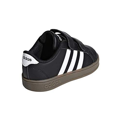 negbás gum5 Cmf Unisex Negro Inf 000 Niños Deporte Baseline De Zapatillas Adidas ftwbla Ppzwq5B
