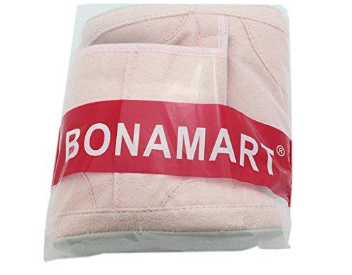 BONAMART ® Baby Junge Mädchen Schneestiefel Schuhe Winter Boots Booties Stiefel 13cm Rosa12-18M