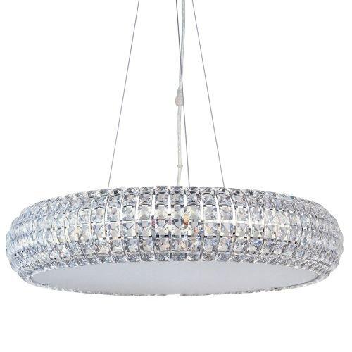 ET2 E21804-20PC, Bijou, 8 Light Pendant, Polished Chrome by ET2 Lighting